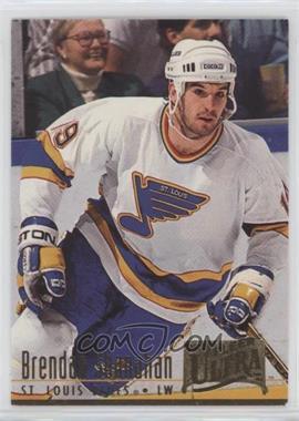 1994-95 Fleer Ultra - [Base] #189 - Brendan Shanahan