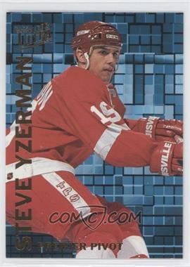 1994-95 Fleer Ultra - Premier Pivot #10 - Steve Yzerman