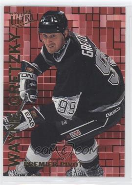1994-95 Fleer Ultra - Premier Pivot #4 - Wayne Gretzky