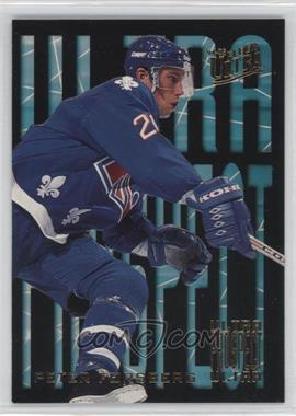 1994-95 Fleer Ultra - Prospect #1 - Peter Forsberg