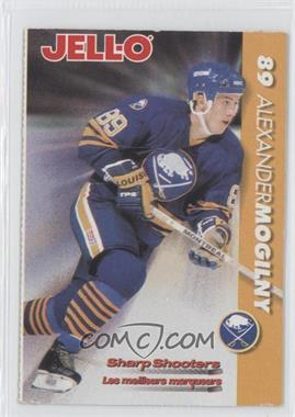 1994-95 Kraft - Jell-O #ALMO - Alexander Mogilny