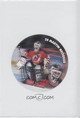 1994-95 Kraft Discs - [Base] #MABR - Martin Brodeur