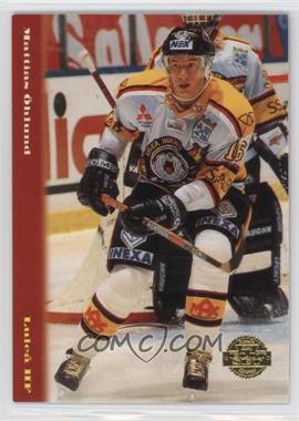 1994-95 Leaf Elit Set Sweden - [Base] #288 - Mattias Ohlund