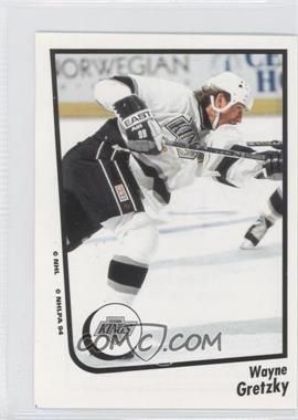 1994-95 Panini Album Stickers - [Base] #172 - Wayne Gretzky