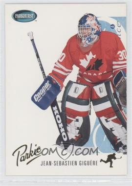 1994-95 Parkhurst SE - [Base] - Gold Parkie #SE270 - Jean-Sebastien Giguere