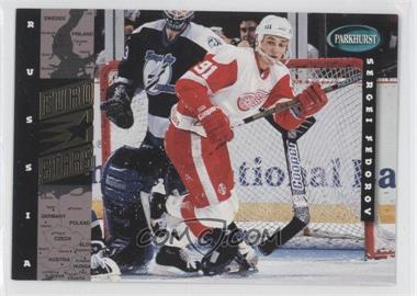 1994-95 Parkhurst SE - Euro Stars #ES-16 - Sergei Fedorov