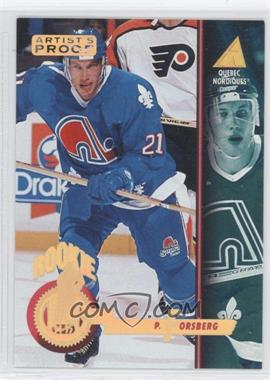 1994-95 Pinnacle - [Base] - Artist's Proof #266 - Peter Forsberg