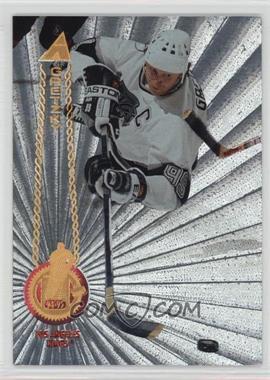 1994-95 Pinnacle - [Base] - Rink Collection #200 - Wayne Gretzky