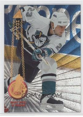 1994-95 Pinnacle - [Base] - Rink Collection #206 - Bill Houlder