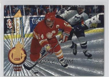 1994-95 Pinnacle - [Base] - Rink Collection #38 - Theoren Fleury