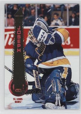 1994-95 Pinnacle - [Base] #6 - Curtis Joseph