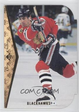 1994-95 SP - [Base] - Die-Cut #23 - Chris Chelios