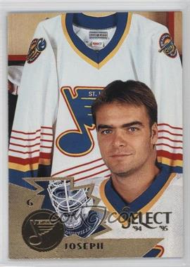 1994-95 Select - [Base] #121 - Curtis Joseph