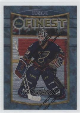 1994-95 Topps Finest - [Base] #29 - Curtis Joseph