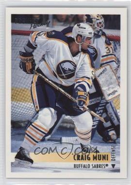 1994-95 Topps Premier - [Base] #216 - Craig Muni