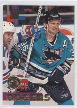 1994-95 Topps Stadium Club - [Base] - Stanley Cup Super Team #11 - Jeff Odgers