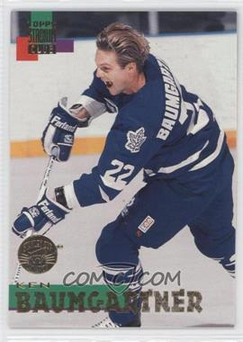 1994-95 Topps Stadium Club - [Base] - Stanley Cup Super Team #98 - Ken Baumgartner