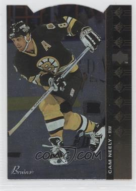 1994-95 Upper Deck - SP - Die-Cut #SP-6 - Cam Neely