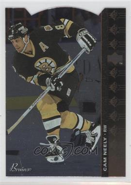 1994-95 Upper Deck - SP - Die-Cut #SP-6 - Cam Neely