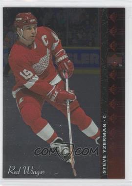 1994-95 Upper Deck - SP #SP-25 - Steve Yzerman