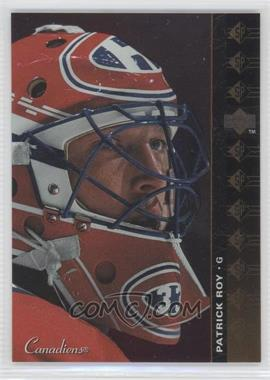 1994-95 Upper Deck - SP #SP-42 - Patrick Roy