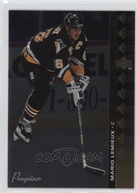 1994-95 Upper Deck - SP #SP-61 - Mario Lemieux