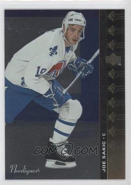 1994-95 Upper Deck - SP #SP-65 - Joe Sakic