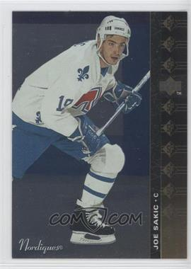1994-95 Upper Deck - SP #SP-65 - Joe Sakic