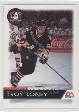 1994 EA Sports NHL '94 - Mail-In [Base] #4 - Troy Loney