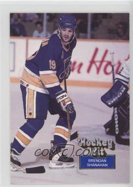 1994 Hockey Wit - [Base] #29 - Brendan Shanahan