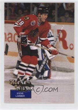 1994 Hockey Wit - [Base] #43 - Steve Larmer