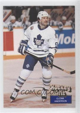 1994 Hockey Wit - [Base] #50 - Glenn Anderson