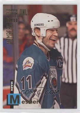 1994 Topps Stadium Club Members Only - Box Set [Base] #27 - Mark Messier