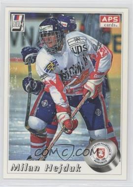 1995-96 APS Cards ELH Czech Extraliga - [Base] #330 - Milan Hejduk