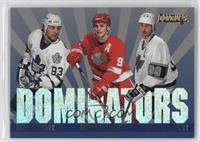 Doug Gilmour, Sergei Fedorov, Wayne Gretzky /5000