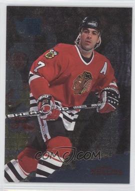 1995-96 Fleer Metal - [Base] #24 - Chris Chelios