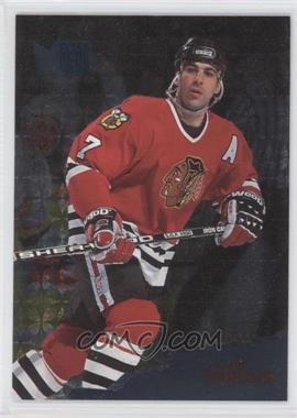 1995-96 Fleer Metal - [Base] #24 - Chris Chelios