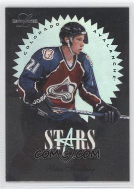 1995-96 Leaf Limited - Stars of the Game #4 - Peter Forsberg /5000