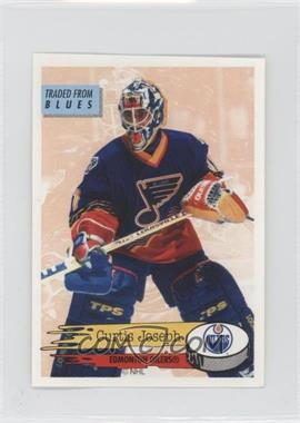 1995-96 Panini Album Stickers - [Base] #265 - Curtis Joseph