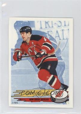 1995-96 Panini Album Stickers - [Base] #89 - Scott Stevens