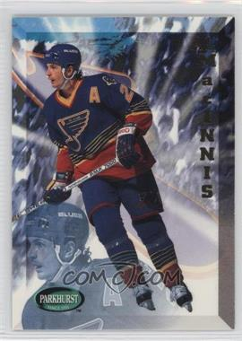 1995-96 Parkhurst International - [Base] #178 - Al MacInnis