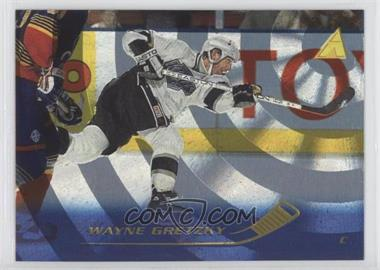 1995-96 Pinnacle - [Base] - Rink Collection #101 - Wayne Gretzky