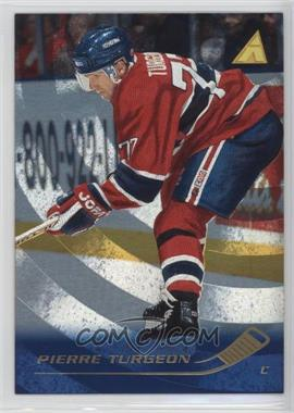 1995-96 Pinnacle - [Base] - Rink Collection #34 - Pierre Turgeon