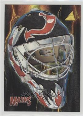 1995 96 Pinnacle Masks 2 Martin Brodeur