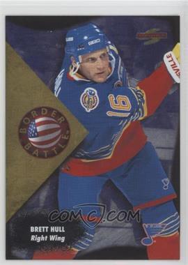 1995-96 Score - Border Battle #6 - Brett Hull