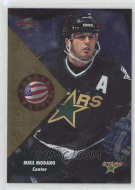 1995-96 Score - Border Battle #9 - Mike Modano