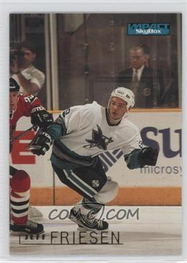 1995-96 Skybox Impact - [Base] #147 - Jeff Friesen