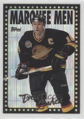 1995-96 Topps - [Base] - Power Boosters #12 - Trevor Linden