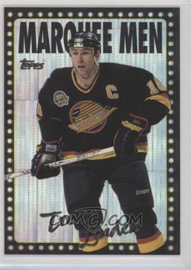 1995-96 Topps - [Base] - Power Boosters #12 - Trevor Linden