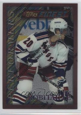 1995-96 Topps Finest - [Base] #24 - Luc Robitaille